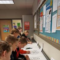 6th grade Ozobots 7