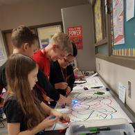 6th grade Ozobots 11