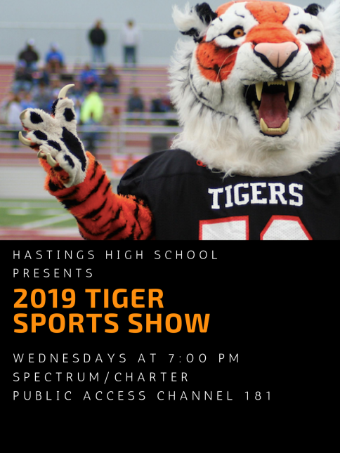Hastings Tigers Sports Show Now Airing!