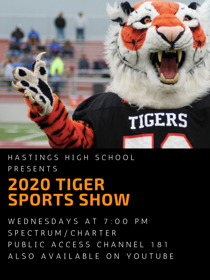 Tiger Sports Show is BACK! image