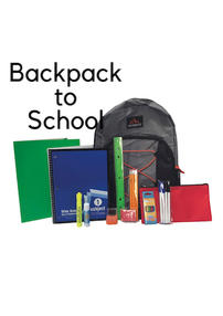 Backpack to School image