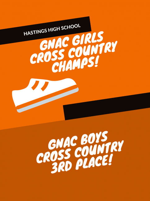 GNAC Cross Country Results!