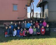 3rd Grade Visits the Stuhr Museum