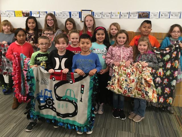 Student Council Blankets image
