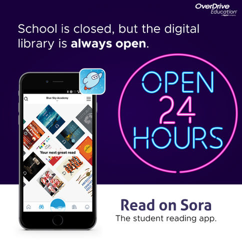 HHS Digital Library is Always Open!