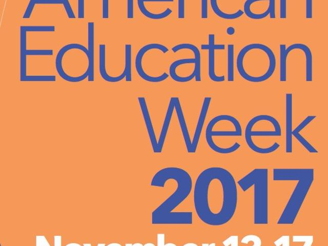 American Education Week image