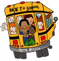 Back to School Open House image