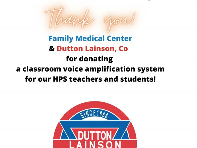 Thank You Family Medical Center & Dutton Lainson image