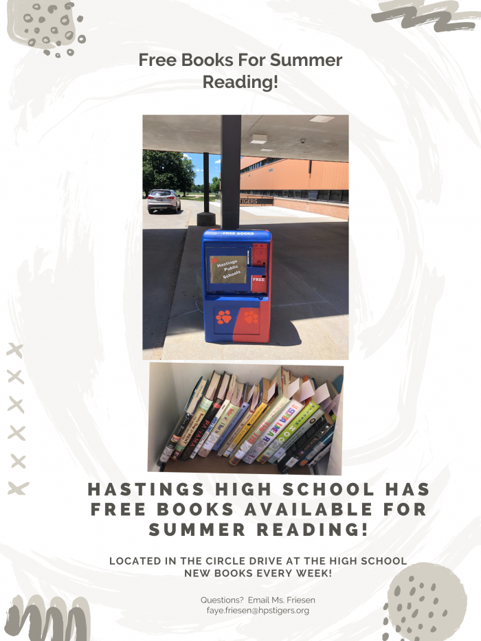 Free Books For Summer!! image