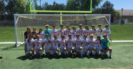Tiger Girls Soccer Going To State! image