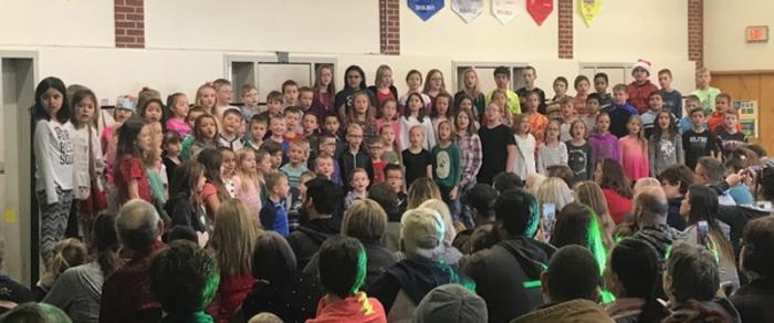 All School Sing and Holiday Parties image