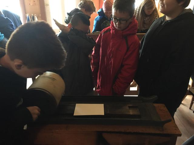 5th Grade Field Trip to the Stuhr Museum image