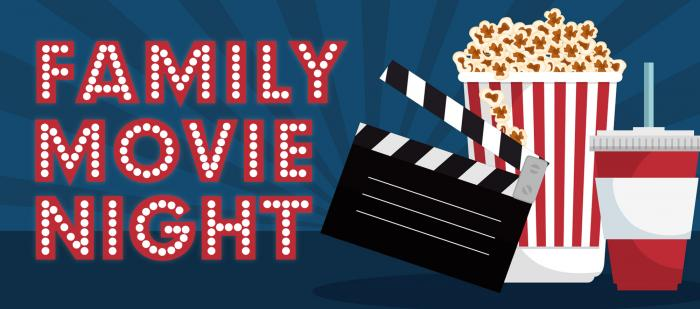 Hawthorne Family Movie Night image