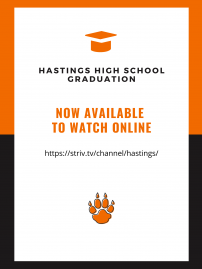HHS Graduation Now Available To Watch On Demand image