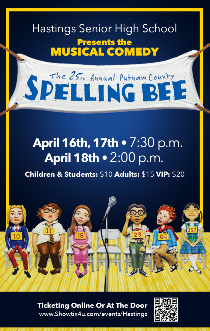 The 25th Annual Putnam County Spelling Bee image
