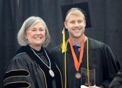 Hastings Senior High Alumnus Receives Highest Student Honor image