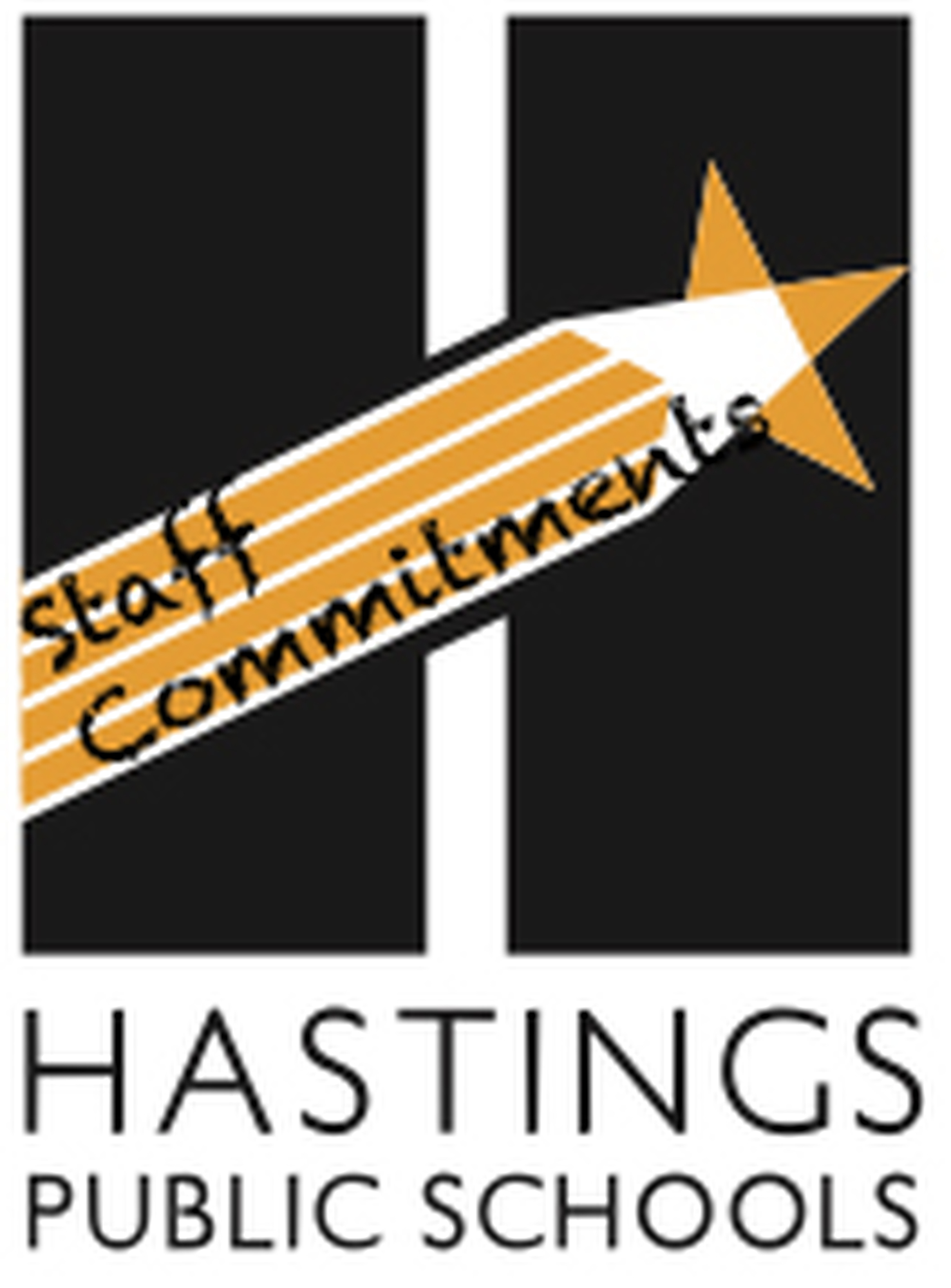 HPS Staff Commitments logo