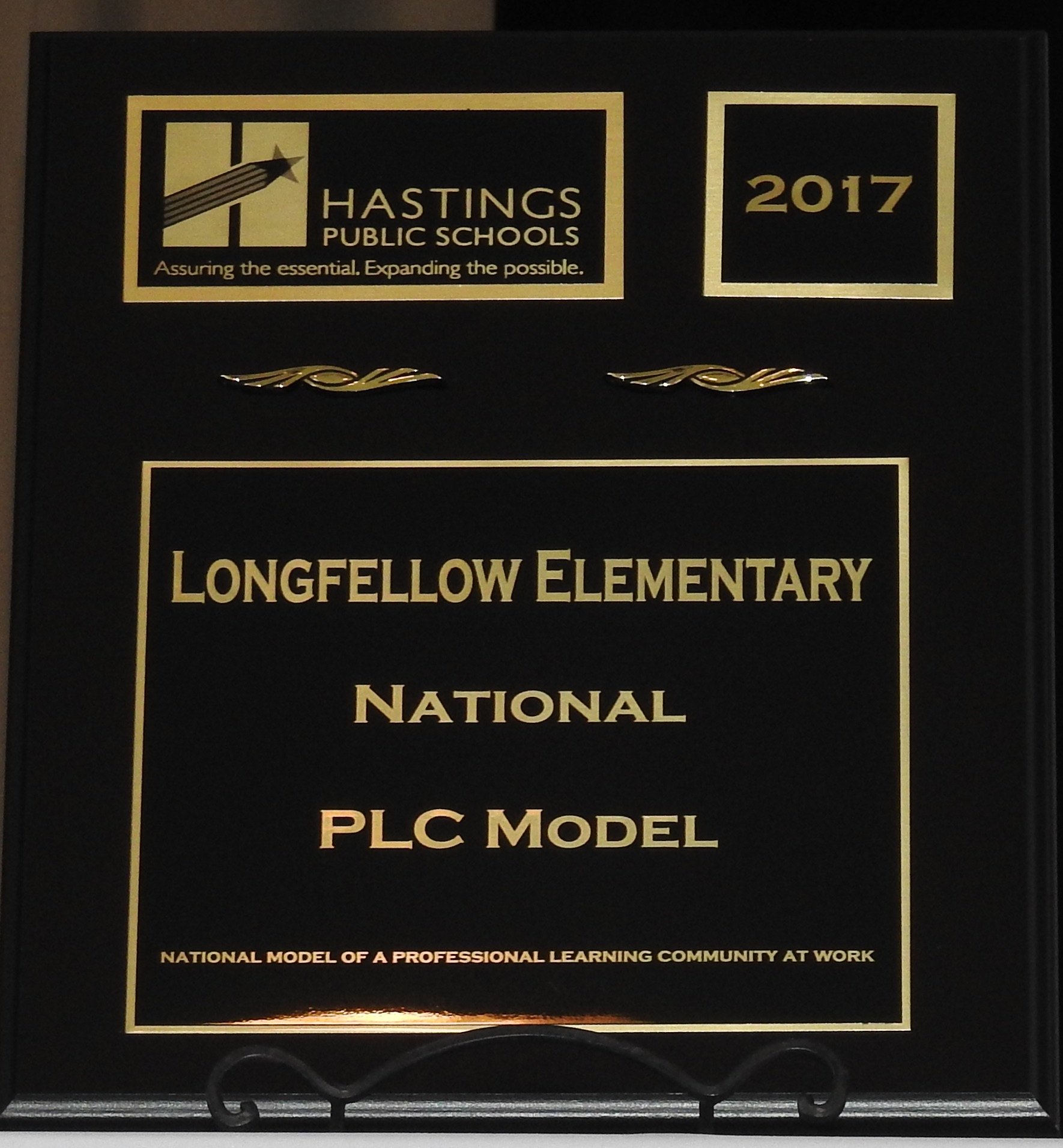 Longfellow: National Model PLC School