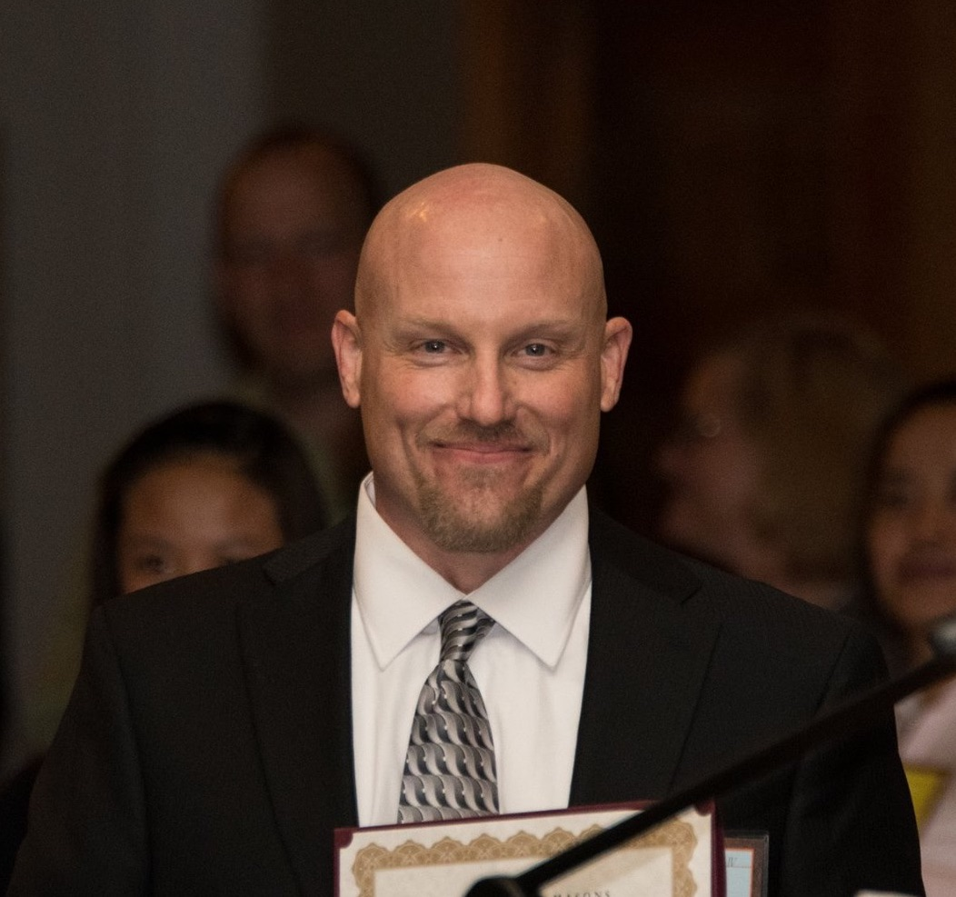 2017 Educator of the Year image
