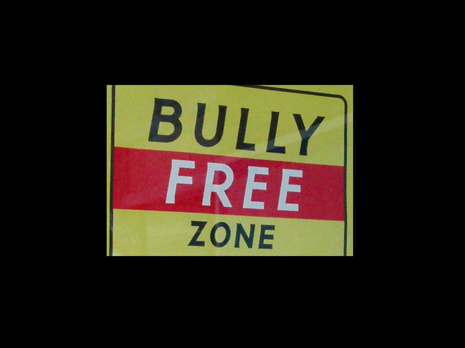 Bully Prevention Week image