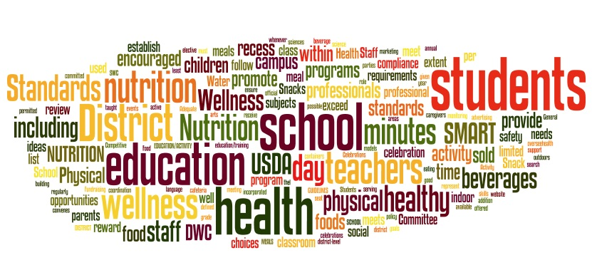 District Wellness Policy image