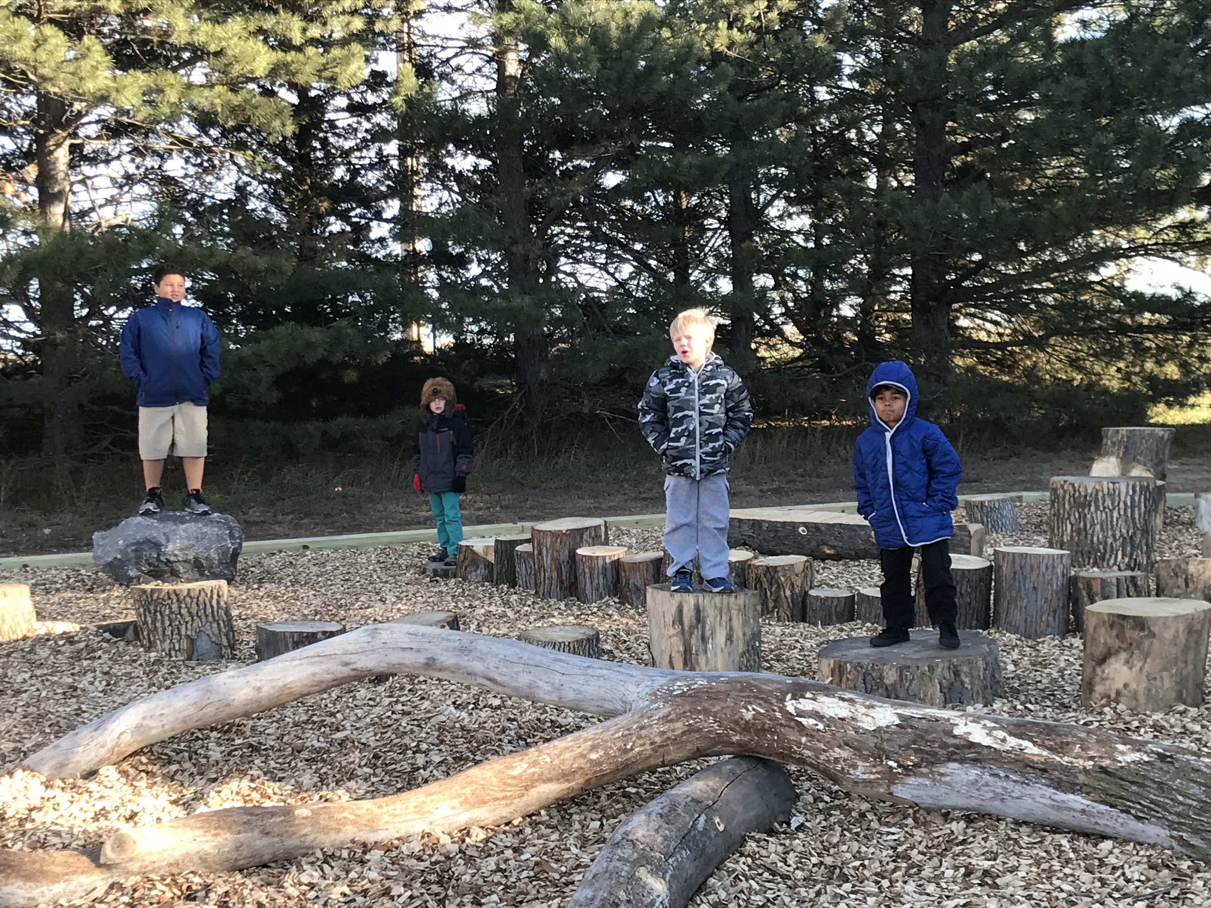 Watson Outdoor Classroom/Natural Playground image